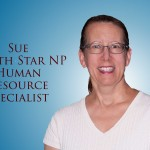 Human Resource Specialist Sue